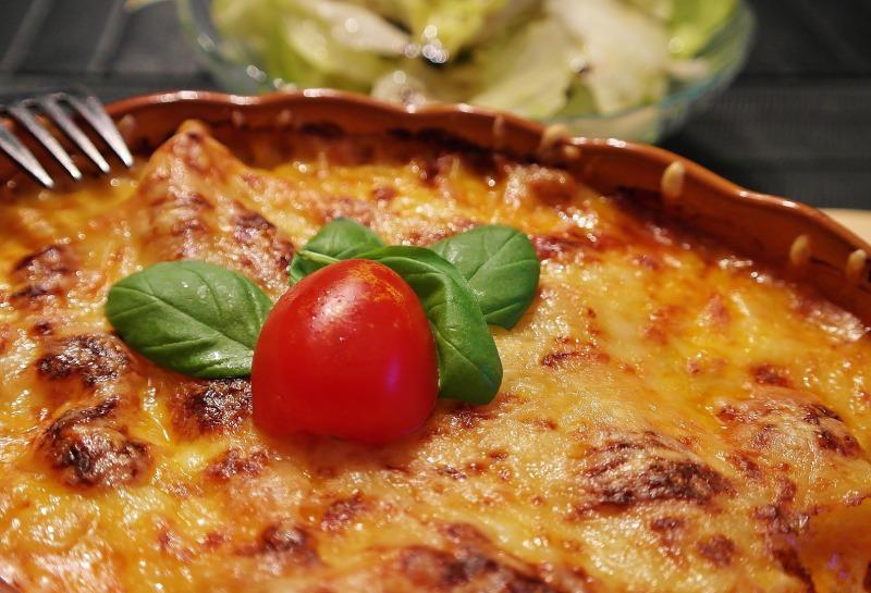 Lasagne Neutraubling
